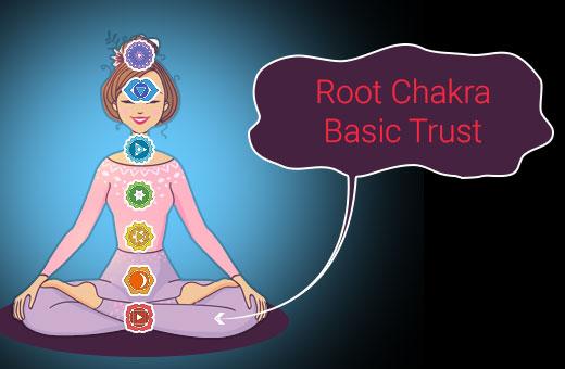 First Chakra - Root Chakra