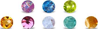 Aura Quartz Colors