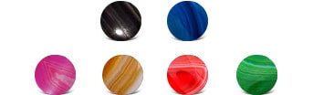 Botswana Agate Colors