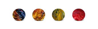 Pietersite Colors