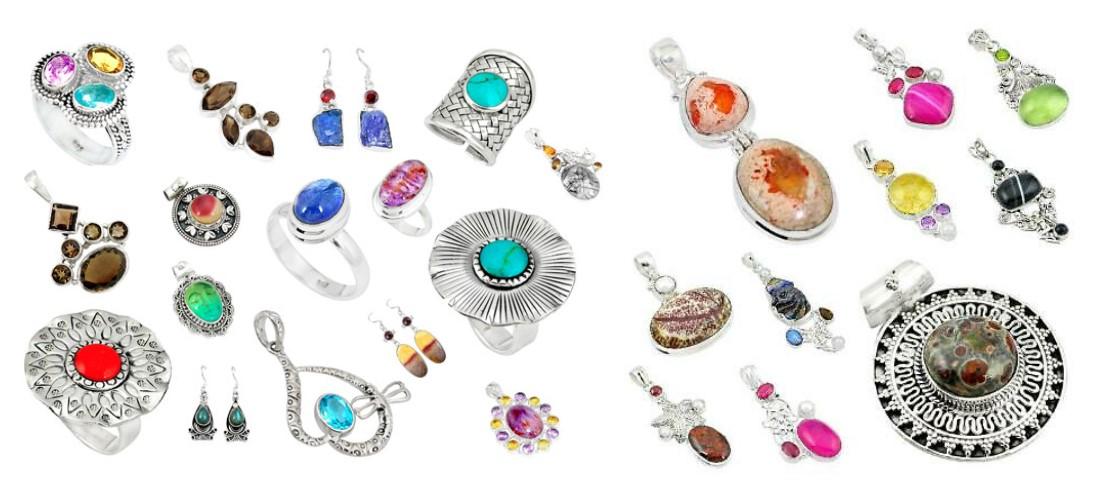 Jewelry By Gemstones
