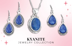 Kyanite Jewelry Collection
