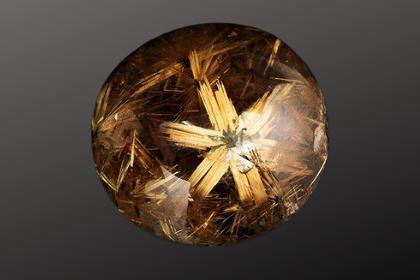 Star Rutilated Quartz