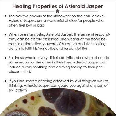 Asteroid Jasper