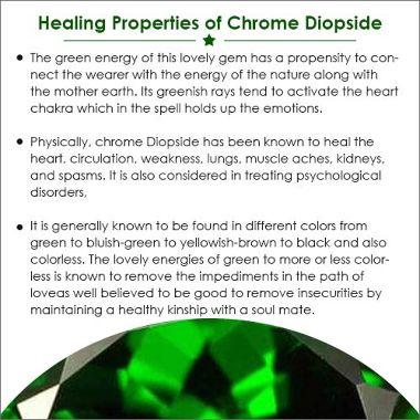 Chrome Diopside