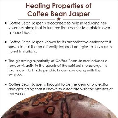 Coffee Bean Jasper