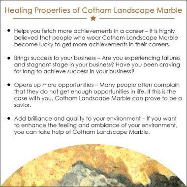 Cotham Landscape Marble