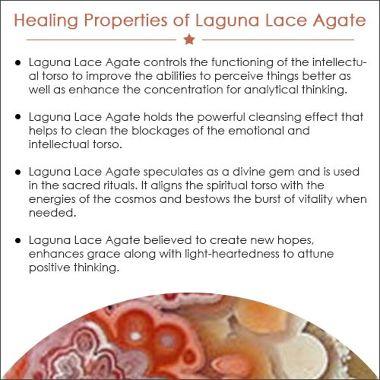 Laguna Lace Agate