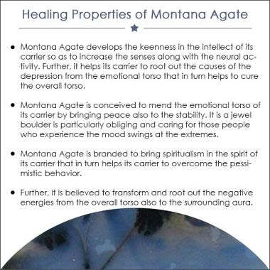 Montana Agate