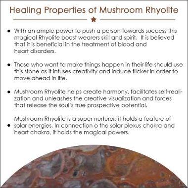 Mushroom Rhyolite