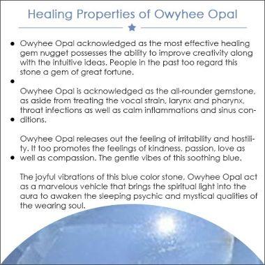 OWYHEE OPAL