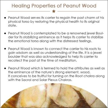 Peanut Wood