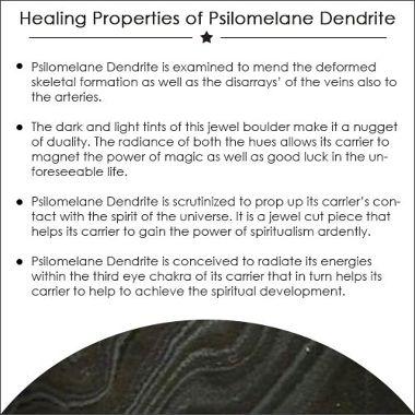 Psilomelane Dendrite
