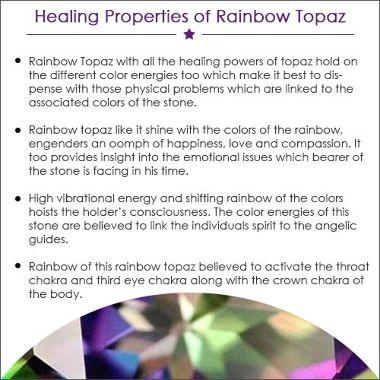 Rainbow Topaz