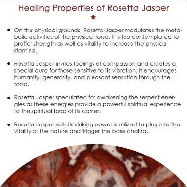 Rosetta Jasper
