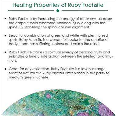 RUBY FUCHSITE