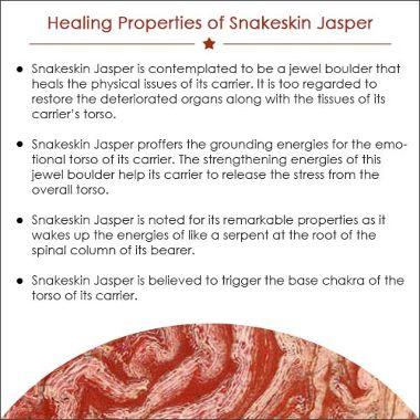 Snakeskin Jasper