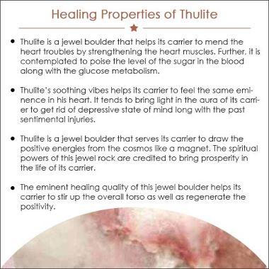 Thulite