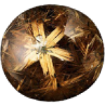 Star Rutilated Quartz