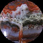 Plume Agate