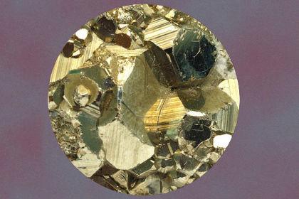 Russian Pyrite
