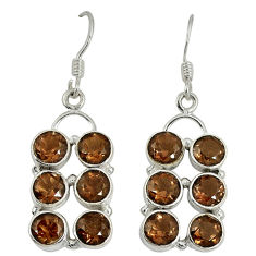 Clearance Sale- z 925 sterling silver dangle earrings jewelry d10011