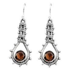 Clearance Sale- ilver dangle earrings jewelry d10020