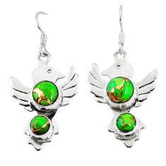 Clearance Sale- ing silver dangle earrings jewelry d10177