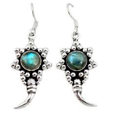 Clearance Sale- rling silver dangle earrings jewelry d10254