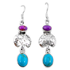 Clearance Sale-  sterling silver dangle earrings jewelry d10268
