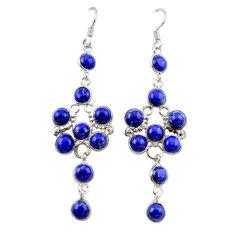 Clearance Sale- erling silver dangle earrings jewelry d10437