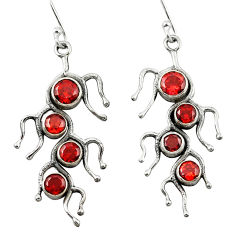 Clearance Sale- silver dangle earrings jewelry d12383