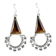 Clearance Sale- ilver dangle earrings jewelry d12521