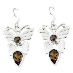 Clearance Sale- ilver dangle earrings jewelry d12526