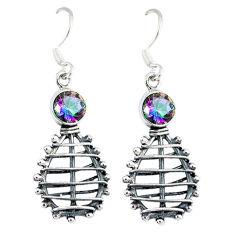 Clearance Sale- erling silver dangle earrings jewelry d12563