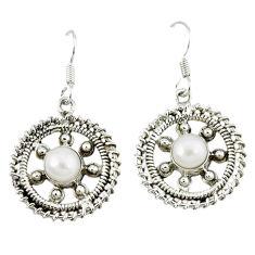 Clearance Sale- arl 925 sterling silver dangle earrings jewelry d12571