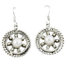 Clearance Sale- arl 925 sterling silver dangle earrings jewelry d12574