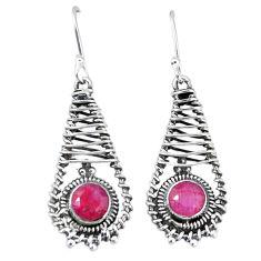 lver dangle earrings jewelry d12645