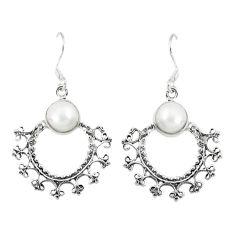 Clearance Sale- arl 925 sterling silver dangle earrings jewelry d12690