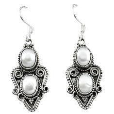 Clearance Sale- arl 925 sterling silver dangle earrings jewelry d12714