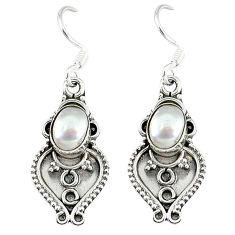 Clearance Sale- arl 925 sterling silver dangle earrings jewelry d12793