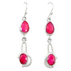 Clearance Sale- ver dangle earrings jewelry d13899