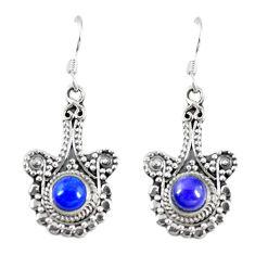 Clearance Sale- erling silver dangle earrings jewelry d13987