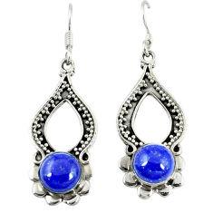 erling silver dangle earrings d14041