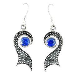 Clearance Sale- erling silver dangle earrings jewelry d14157