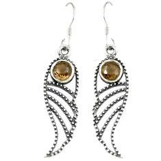 Clearance Sale- ilver dangle earrings jewelry d14176