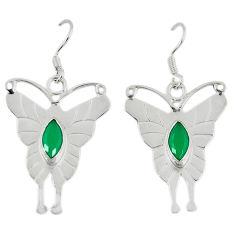 artz 925 sterling silver butterfly earrings d14206