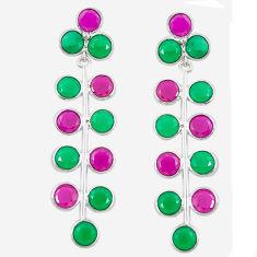Clearance Sale- ling silver dangle earrings d14236