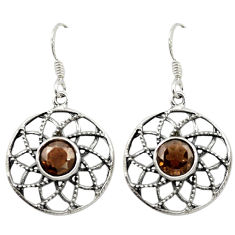 Clearance Sale- z 925 sterling silver dangle earrings jewelry d14956