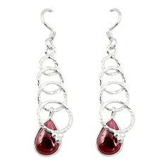 Clearance Sale- et 925 sterling silver dangle earrings jewelry d1981